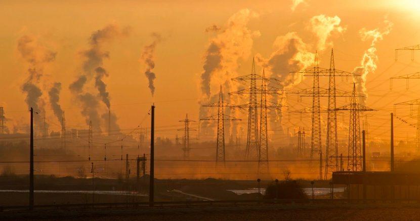 Klimaatrisico's bedrijven