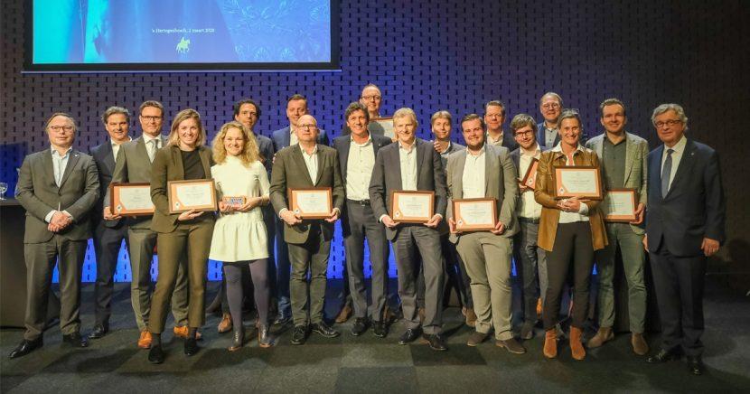 12 Nederlandse topbedrijven MKB genomineerd voor Koning Willem I Prijs
