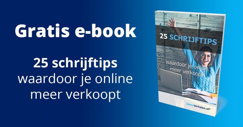 25 schrijftips e-book banner